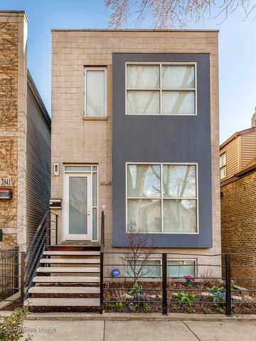2045 W Shakespeare Avenue, Chicago, IL 60647 (MLS #10347042) :: Leigh Marcus | @properties