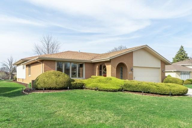 8846 Terry Drive, Orland Park, IL 60462 (MLS #10347057) :: Helen Oliveri Real Estate