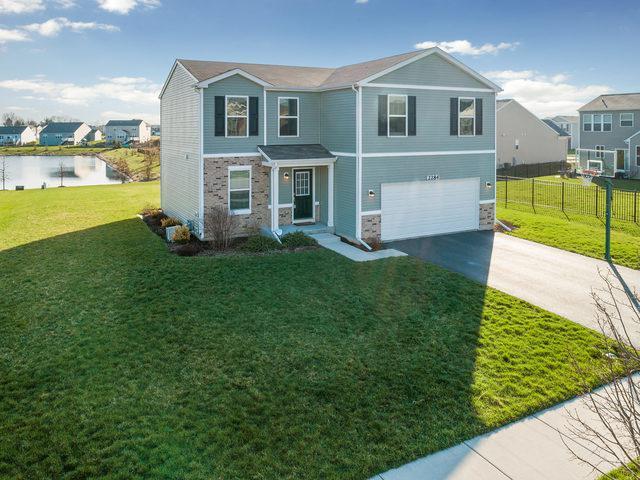 2284 Olive Lane, Yorkville, IL 60560 (MLS #10347094) :: Helen Oliveri Real Estate