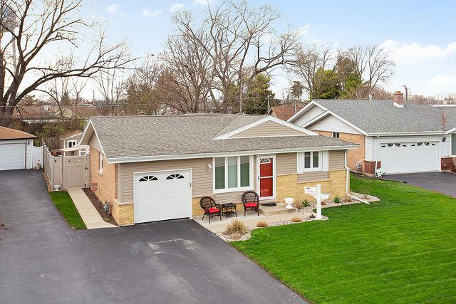12808 Terrace Lane, Crestwood, IL 60418 (MLS #10347126) :: Domain Realty