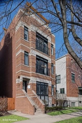 2208 W Addison Street #3, Chicago, IL 60618 (MLS #10347148) :: Leigh Marcus | @properties