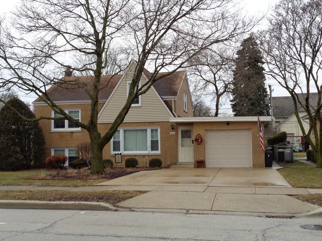 816 Kemman Avenue, La Grange Park, IL 60526 (MLS #10347160) :: Helen Oliveri Real Estate