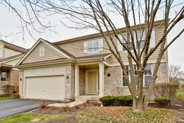 2045 Trevino Terrace, Vernon Hills, IL 60061 (MLS #10347166) :: Leigh Marcus | @properties