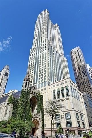 132 E Delaware Place #5901, Chicago, IL 60611 (MLS #10347179) :: The Perotti Group   Compass Real Estate