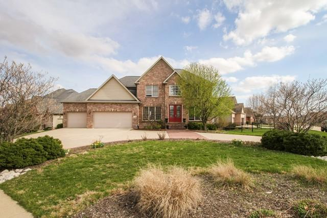 1 Bohrer Court, Bloomington, IL 61704 (MLS #10347197) :: Janet Jurich Realty Group