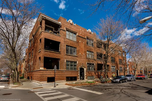 1356 W Rosemont Avenue #2, Chicago, IL 60660 (MLS #10347271) :: Domain Realty