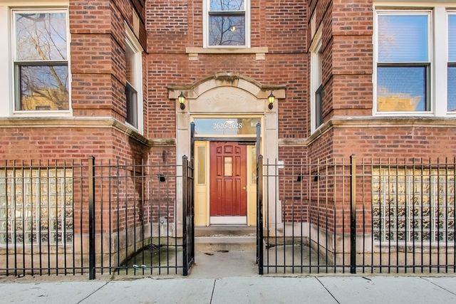 2626 N Spaulding Avenue #3, Chicago, IL 60647 (MLS #10347358) :: Domain Realty