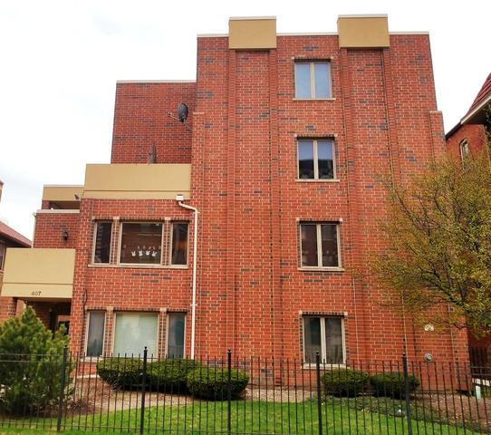 407 S Oak Park Avenue H, Oak Park, IL 60302 (MLS #10347386) :: Angela Walker Homes Real Estate Group