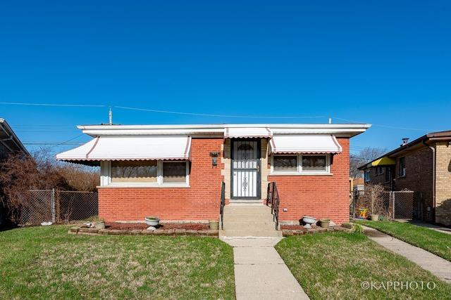 322 E 87th Place, Chicago, IL 60619 (MLS #10347390) :: Century 21 Affiliated