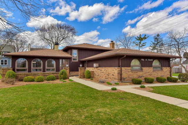 5600 Virginia Avenue, Clarendon Hills, IL 60514 (MLS #10347403) :: Domain Realty