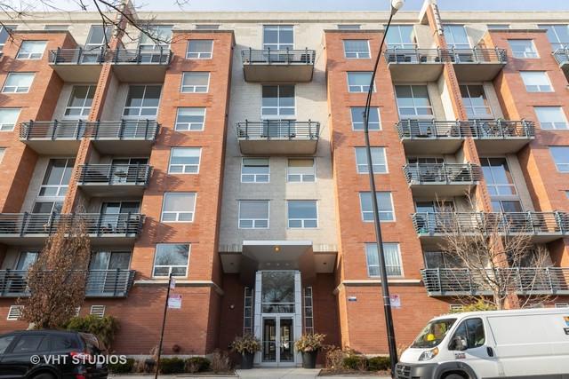 1100 W Montrose Avenue #505, Chicago, IL 60613 (MLS #10347471) :: Domain Realty
