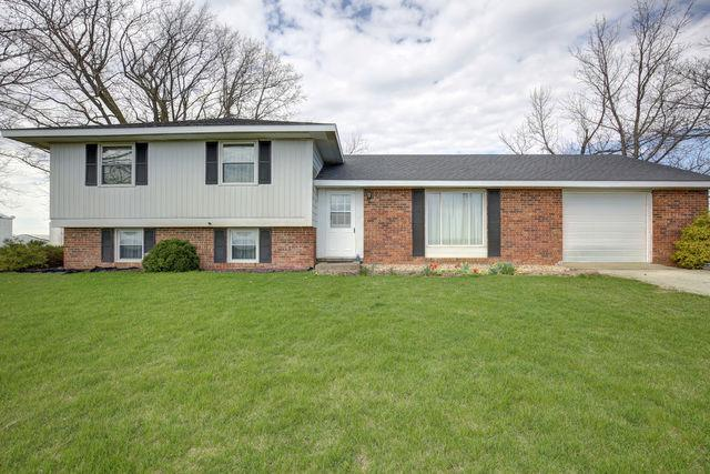 250 County Road 1900 N, SEYMOUR, IL 61875 (MLS #10347489) :: Janet Jurich Realty Group