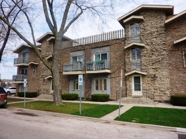 3800 Ruby Street 1W, Schiller Park, IL 60176 (MLS #10347515) :: Leigh Marcus | @properties