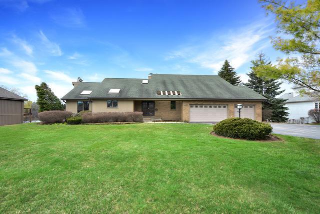 45 Deer Point Drive, Hawthorn Woods, IL 60047 (MLS #10347548) :: Helen Oliveri Real Estate