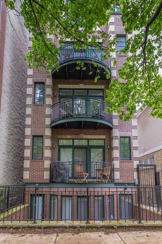 1522 N Cleveland Avenue #3, Chicago, IL 60610 (MLS #10347560) :: The Perotti Group | Compass Real Estate