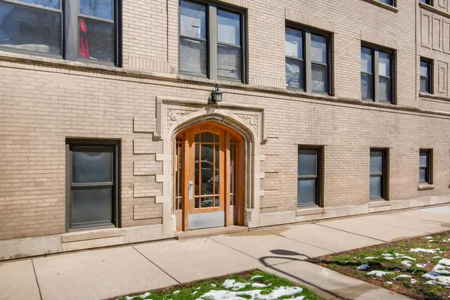 4444 W Gunnison Street #2, Chicago, IL 60630 (MLS #10347585) :: Leigh Marcus | @properties
