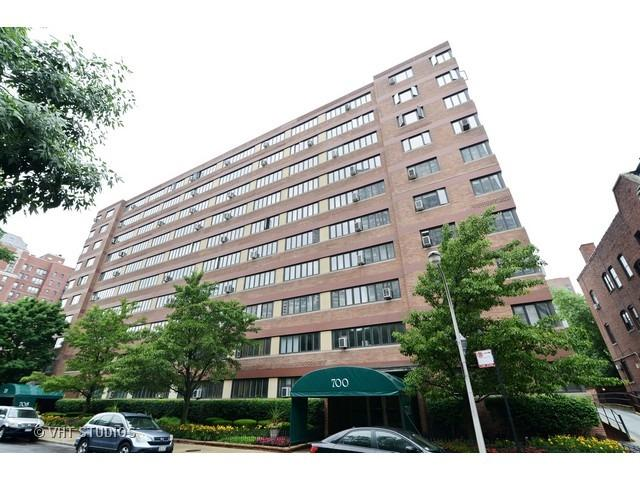 700 W Bittersweet Place #508, Chicago, IL 60613 (MLS #10347600) :: Domain Realty