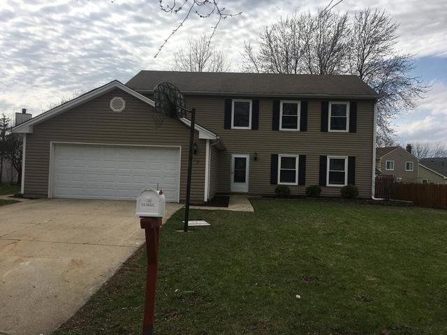 319 Applewood Court, Bolingbrook, IL 60440 (MLS #10347614) :: Angela Walker Homes Real Estate Group
