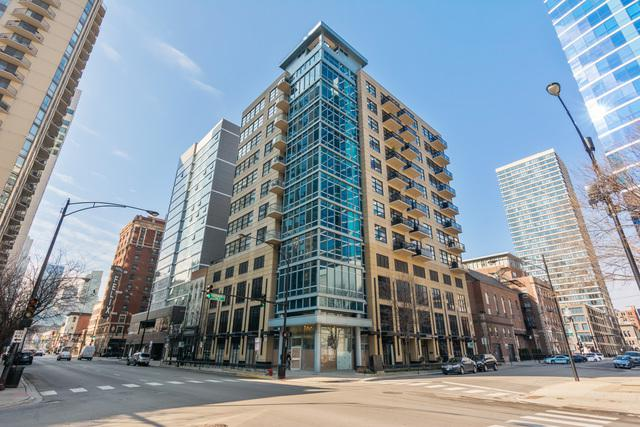 101 W Superior Street #505, Chicago, IL 60654 (MLS #10347695) :: The Perotti Group | Compass Real Estate