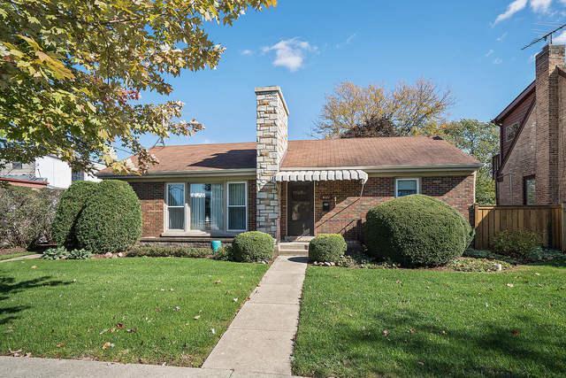 4111 Sunnyside Avenue, Brookfield, IL 60513 (MLS #10347765) :: Helen Oliveri Real Estate