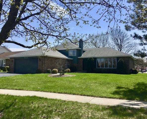 9227 Wheeler Drive, Orland Park, IL 60462 (MLS #10347783) :: Helen Oliveri Real Estate