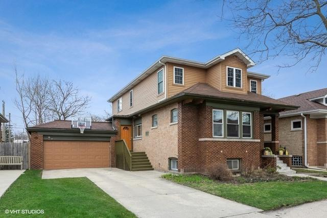 4851 N California Avenue, Chicago, IL 60625 (MLS #10347806) :: Domain Realty