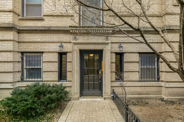 2730 N Pine Grove Avenue #2, Chicago, IL 60614 (MLS #10347815) :: The Perotti Group | Compass Real Estate