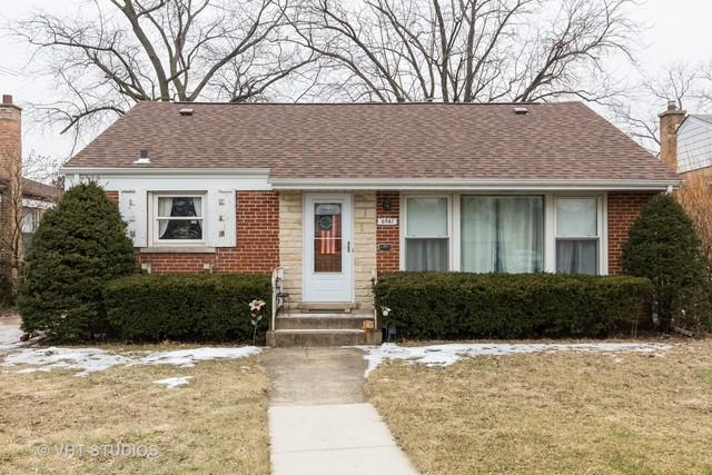 6941 W Cleveland Street, Niles, IL 60714 (MLS #10347817) :: Domain Realty