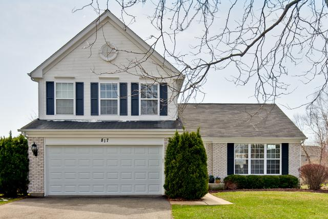 817 Dunhill Court, Gurnee, IL 60031 (MLS #10347821) :: Helen Oliveri Real Estate