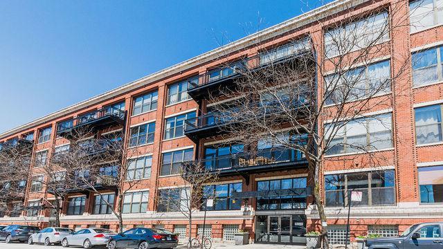 1040 W Adams Street #259, Chicago, IL 60607 (MLS #10347823) :: Touchstone Group