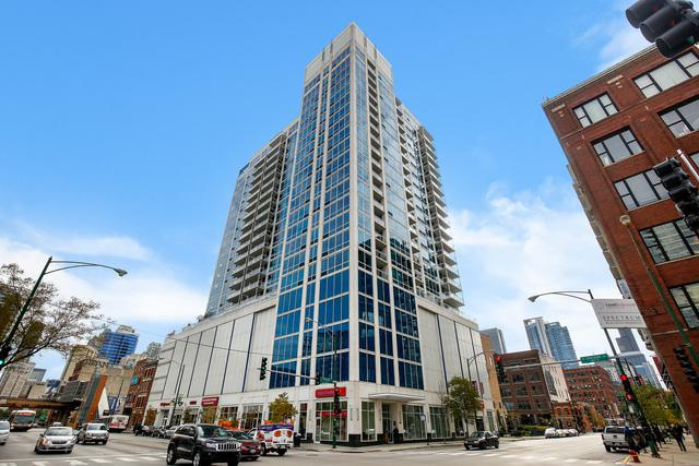 757 N Orleans Street #1408, Chicago, IL 60654 (MLS #10347829) :: The Perotti Group | Compass Real Estate
