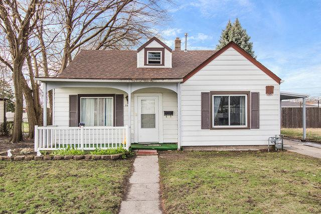 5812 Lynwood Drive, Oak Lawn, IL 60453 (MLS #10347860) :: Domain Realty