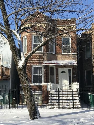 1408 N Kildare Avenue, Chicago, IL 60651 (MLS #10347894) :: Touchstone Group