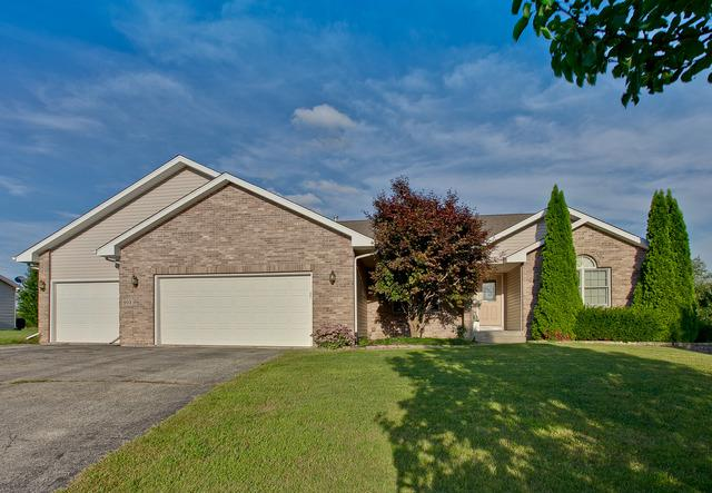 603 Commander Place, Belvidere, IL 61008 (MLS #10347895) :: Domain Realty