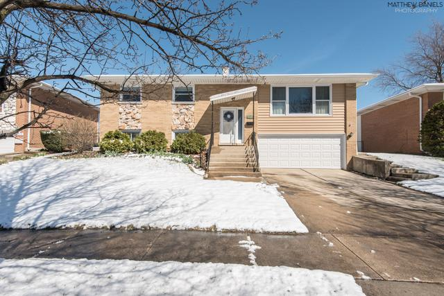 6509 Forestview Drive, Oak Forest, IL 60452 (MLS #10347908) :: Domain Realty