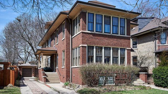 1031 S Oak Park Avenue, Oak Park, IL 60304 (MLS #10347929) :: Leigh Marcus | @properties