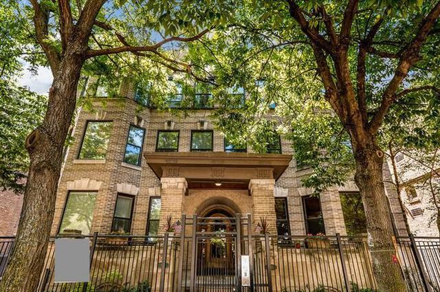 833 W Belle Plaine Avenue #3, Chicago, IL 60613 (MLS #10347966) :: Domain Realty