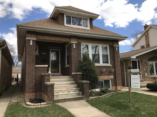 5343 S Nordica Avenue, Chicago, IL 60638 (MLS #10348010) :: Leigh Marcus | @properties