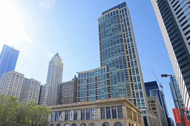 130 N Garland Court #1201, Chicago, IL 60602 (MLS #10348019) :: Touchstone Group