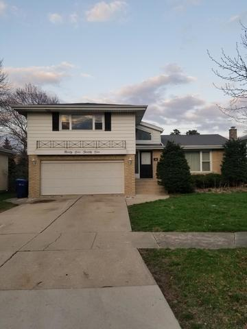 9525 S Tripp Avenue, Oak Lawn, IL 60453 (MLS #10348037) :: Domain Realty