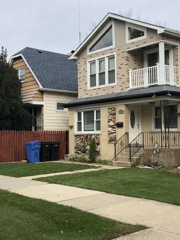 3317 N Oriole Avenue, Chicago, IL 60634 (MLS #10348043) :: Helen Oliveri Real Estate