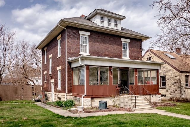 113 N Reed Street, Joliet, IL 60435 (MLS #10348101) :: Domain Realty