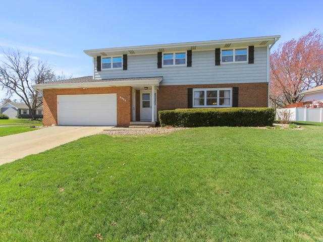2923 Capen Drive, Bloomington, IL 61704 (MLS #10348108) :: Helen Oliveri Real Estate