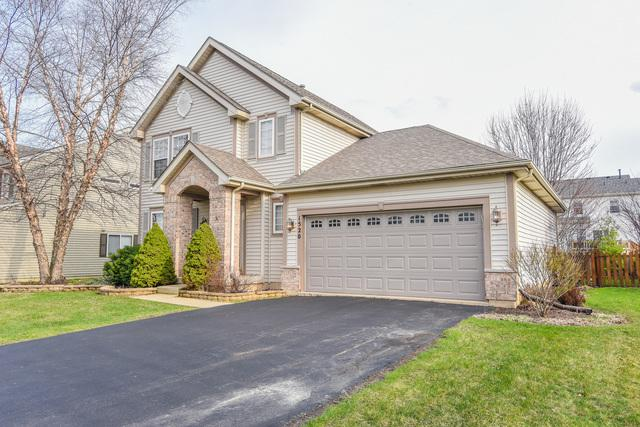 1520 Stevens Court, North Aurora, IL 60542 (MLS #10348142) :: BNRealty