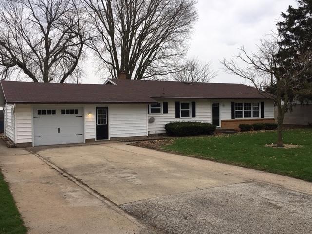 204 S Harrison Street, Flanagan, IL 61740 (MLS #10348191) :: Janet Jurich Realty Group