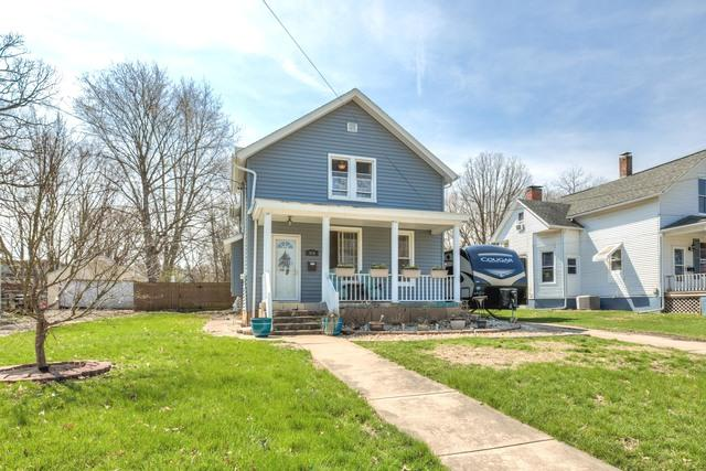 910 W Macarthur Avenue, Bloomington, IL 61701 (MLS #10348196) :: Janet Jurich Realty Group