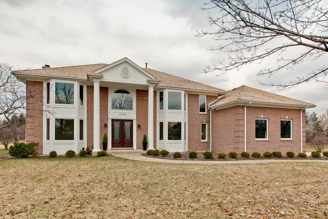 1373 Bridgewater Lane, Long Grove, IL 60047 (MLS #10348211) :: Helen Oliveri Real Estate