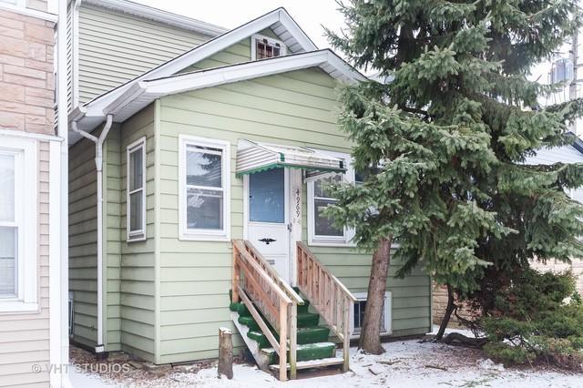 4969 N Kolmar Avenue, Chicago, IL 60630 (MLS #10348284) :: Leigh Marcus | @properties