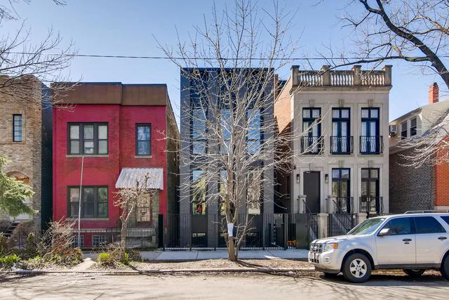 1642 N Wood Street, Chicago, IL 60622 (MLS #10348298) :: The Perotti Group | Compass Real Estate