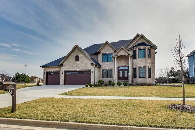 4108 Chinaberry Lane, Naperville, IL 60564 (MLS #10348303) :: Domain Realty